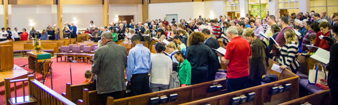Congregation Singing 3