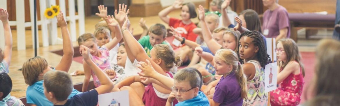 All Hands Up VBS 2017